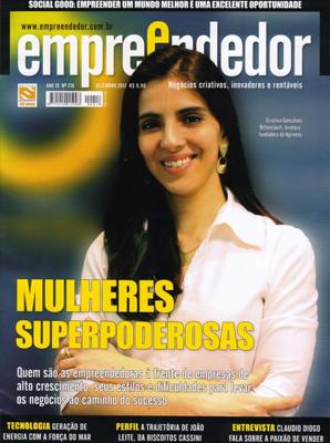 Capa Revista Empreendedor