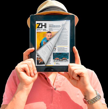 A Publicação Digital da Maven é líder e totalmente adaptada ao tamanho do seu negócio