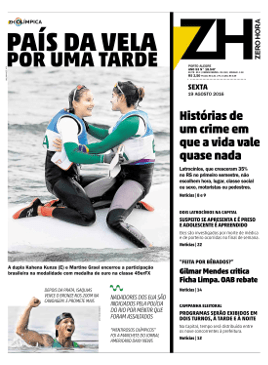 Jornal Digital da Zero Hora