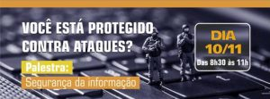 Palestra da ASSESPRO-RS fala sobre Segurança da Informação na Internet