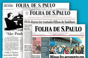 Folha de São Paulo lança acervo digital desenvolvido pela Maven