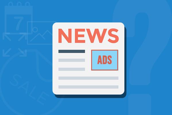 Saiba quais são as melhores especificações para anúncios terem sucesso entre os leitores de jornais