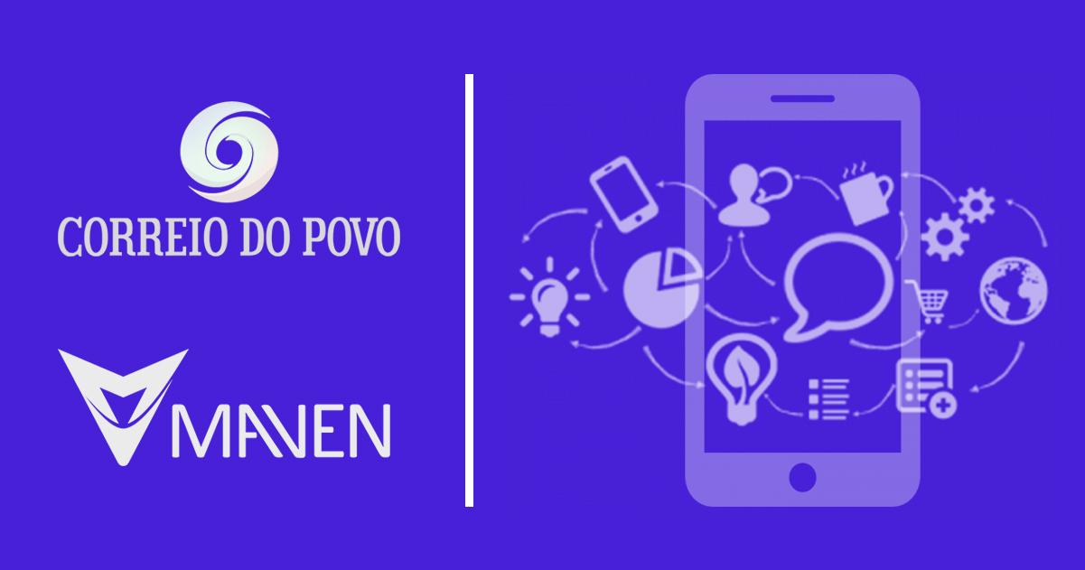 Em Parceria com a Maven: Correio do Povo lança aplicativo de notícia