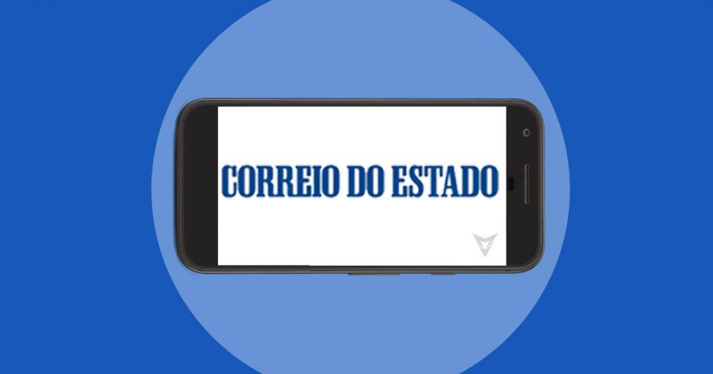 Jornal Correio do Estado soma 990 novos leitores após o lançamento do app da Maven