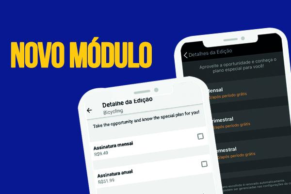 Maven lança novo módulo de assinaturas recorrentes para iOS e Android