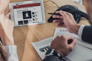 Portais de notícias: as principais características dos textos na internet