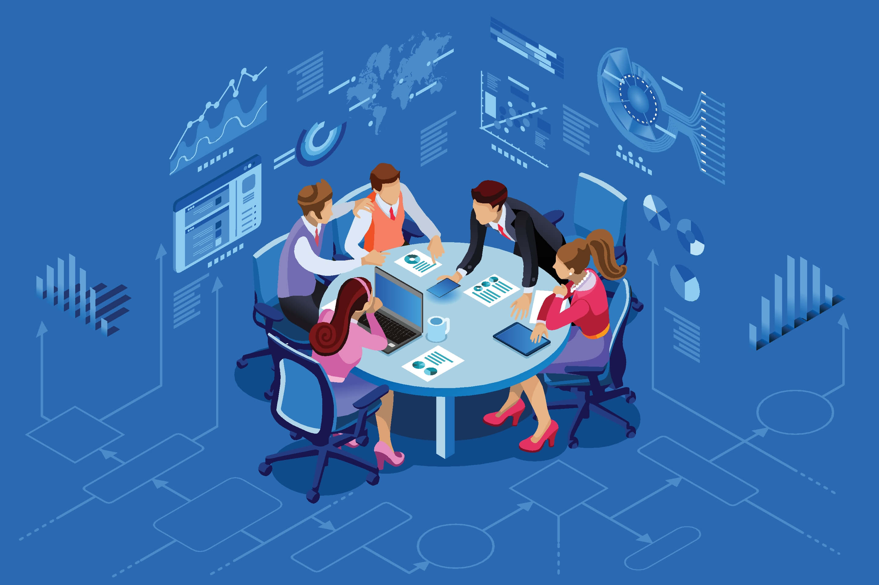 Seu plano de negócios já contempla a migração para o digital?