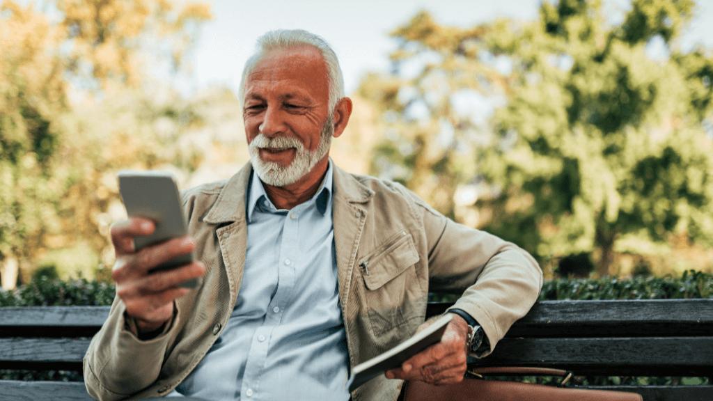 Será que os idosos estão mais conectados? Entenda melhor!