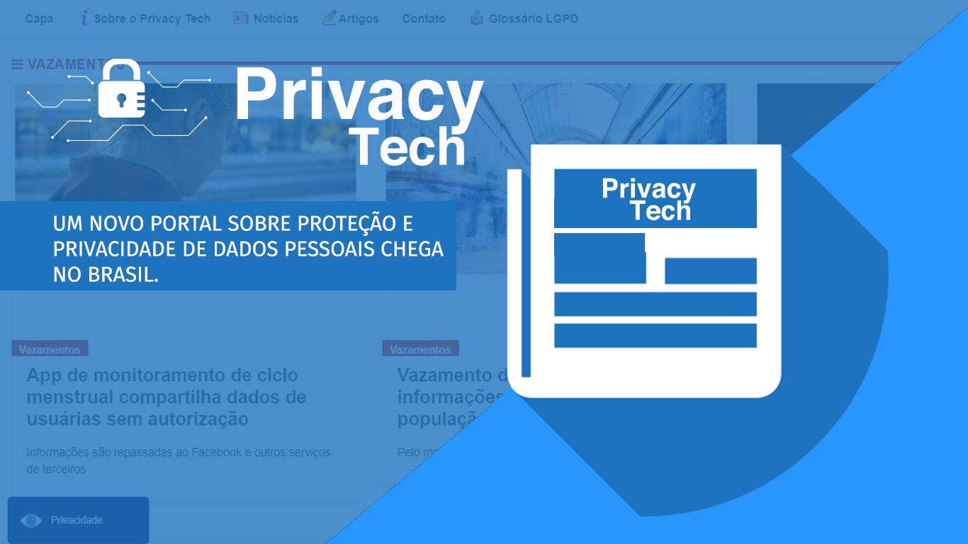 Novo portal sobre privacidade e proteção de dados é lançado por empresa do Grupo Maven