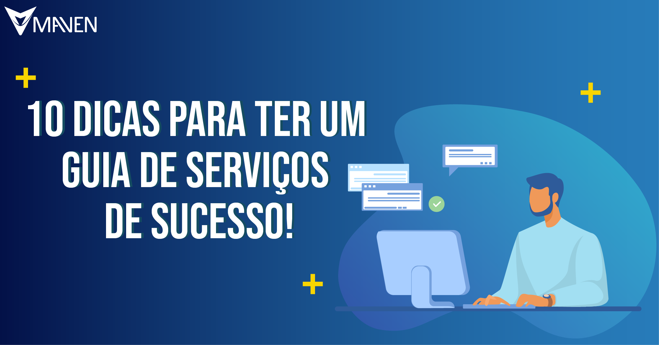 10 dicas para ter um guia de serviços de sucesso!