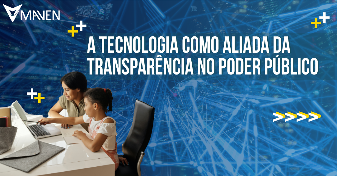 A tecnologia como aliada da transparência no Poder Público